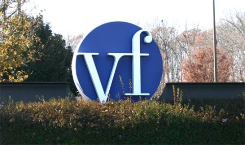 VF CORP  LOOKS TO GROW DIGITAL EFFORTS WITH NEW CHIEF