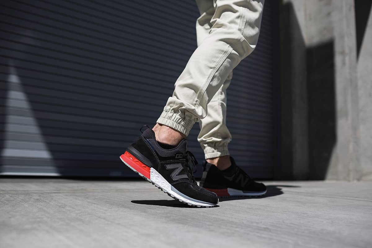 New balance men's 574 fashion sneaker | accessories boston