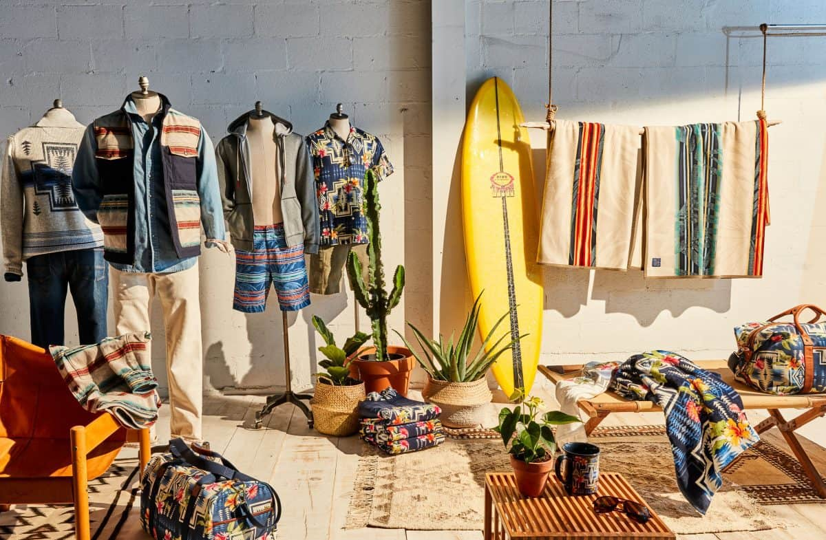 8d8abd92 TOMMY BAHAMA TEAMS UP WITH PENDLETON WOOLEN MILLS ON FALL '18 COLLECTION