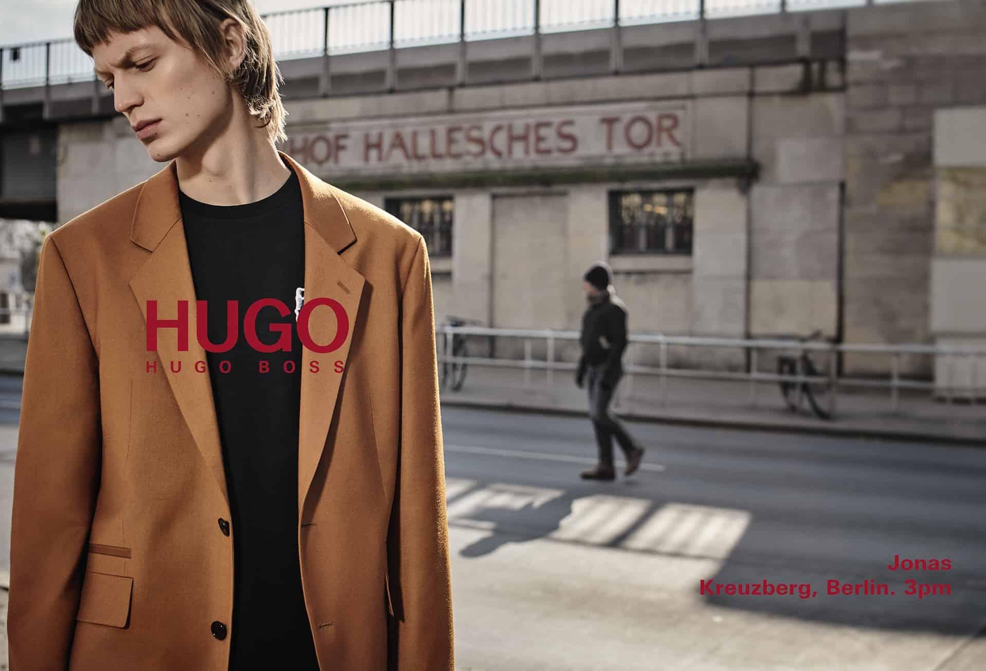 d63e31e83187 HUGO BOSS UNVEILS FALL CAMPAIGNS FOR ITS BOSS AND HUGO LINES