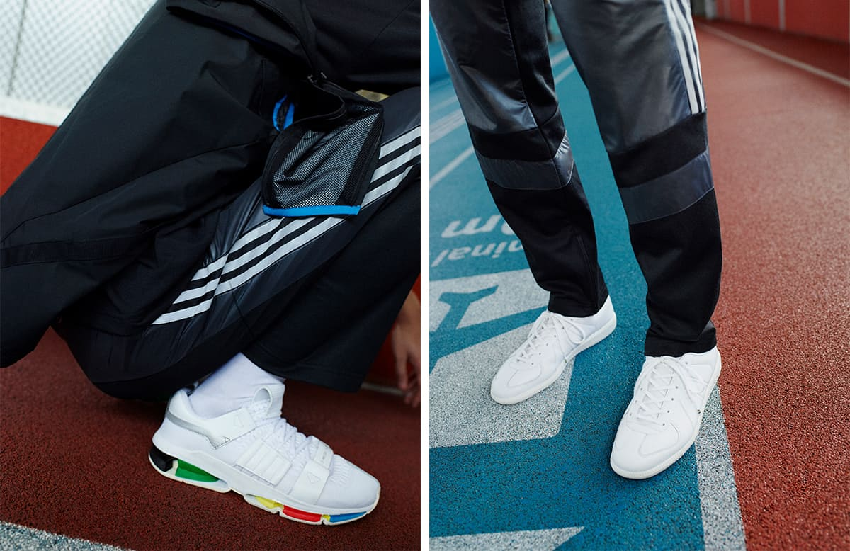 half off 71ecc b819b ADIDAS ORIGINALS TEAMS UP WITH OYSTER HOLDINGS ON SOCCER ...